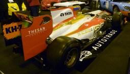 F1 HRT (lo que queda del sueño Español en la F1)