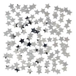 Bordkonfetti stjerner