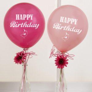 Fødselsdags balloner