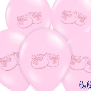 Balloner med babysko
