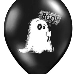 Ballon med spøgelse