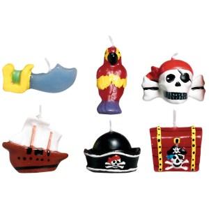 Pirat Fødselsdagslys