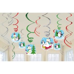 Swirls snemand