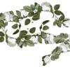 Guirlande med roser