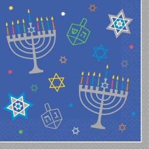 Hanukkah Servietter