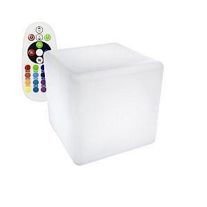 Cubo LED RGBW