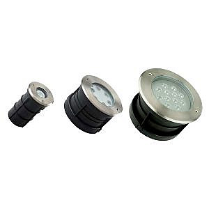 Foco LED Empotrable Suelo STEP