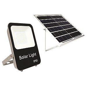 Proyector LED Solar 50W 4000K DC6V IP65