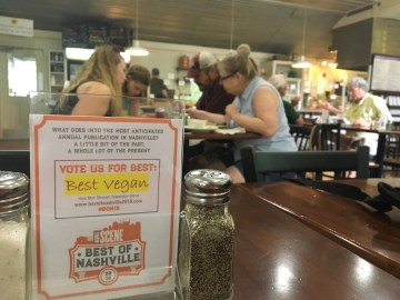 Image result for Sunflower Café TN at night
