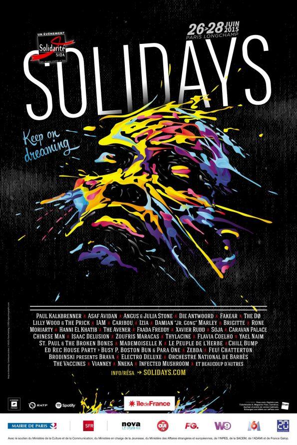 Festival Solidays 2015