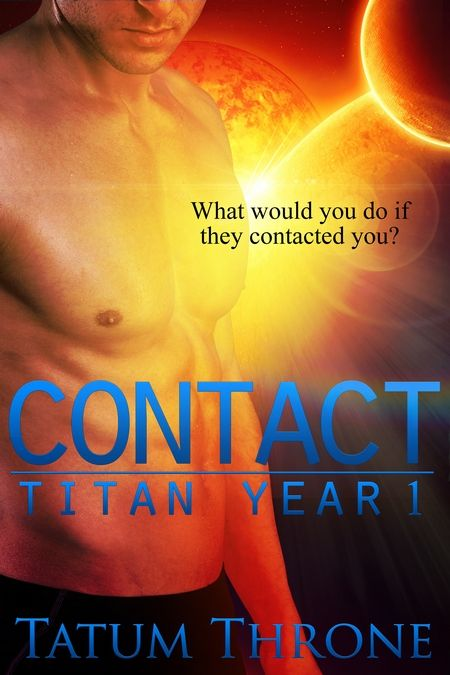 Happy Release Day to Tatum Throne with Contact (Titan Year 1)