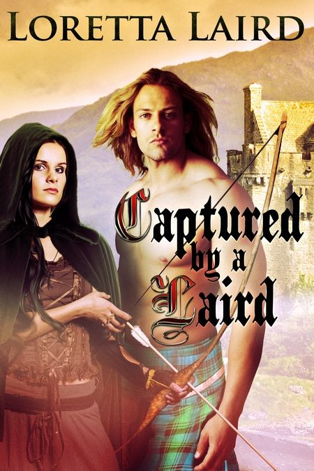 Happy Release Day to Loretta Laird with Captured by a Laird