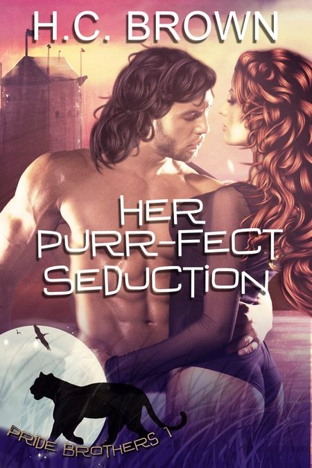 Happy Release Day to H.C. Brown with Her Purr-fect Seduction