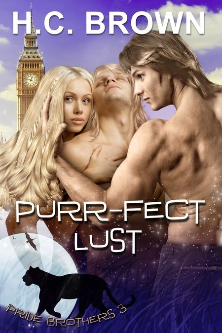 Happy Release Day to H.C. Brown with Purr-fect Lust