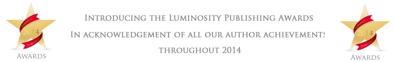 Luminosity Publishing 2014 Author Achievement Awards