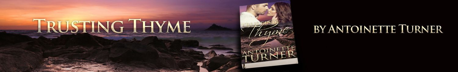 Happy Release Day to Antoinette Turner with Trusting Thyme