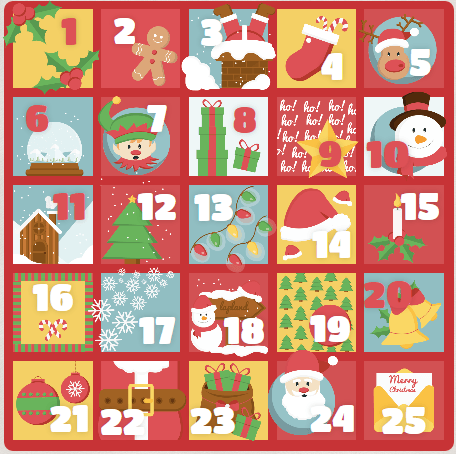 Luminosity Countdown Advent Calendar 2016