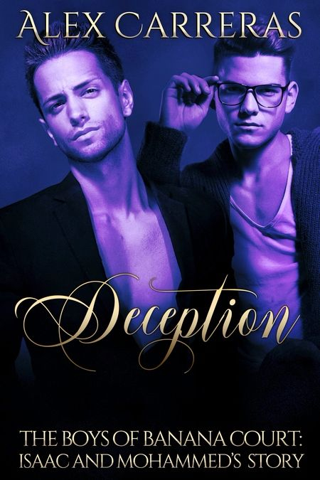 New Release: Deception by Alex Carreras