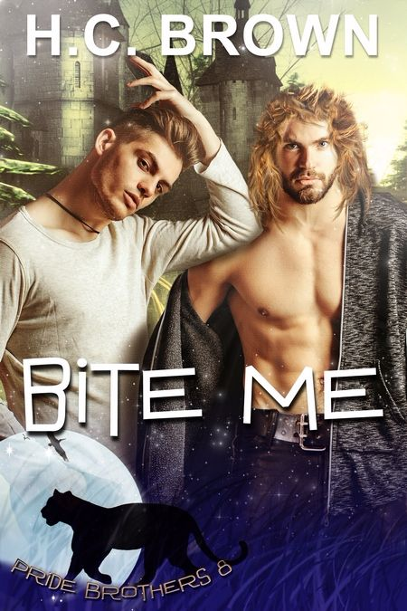New Release: Bite Me (Pride Brothers 8) by H.C. Brown