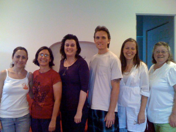 Reiki Class photos, Reiki Two, Tucson, Arizona