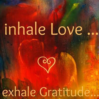 gratitude, love
