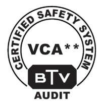 Luminus Solutions behaalt VCA** certificaat
