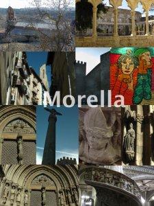 Morella y la Iglesia Arciprestal de Santa María