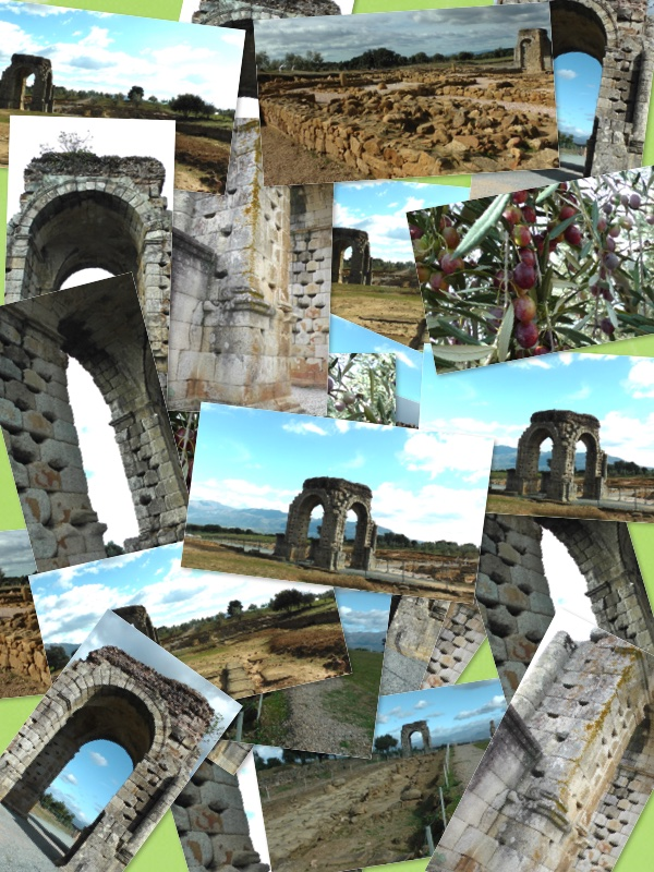 Cáparra, vieja ciudad romana