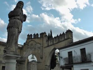 Baeza unida a Antonio Machado