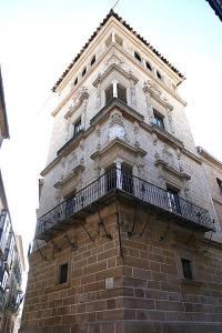 Palacio de los Condes de Guadiana. Hotel Palacio de Úbeda