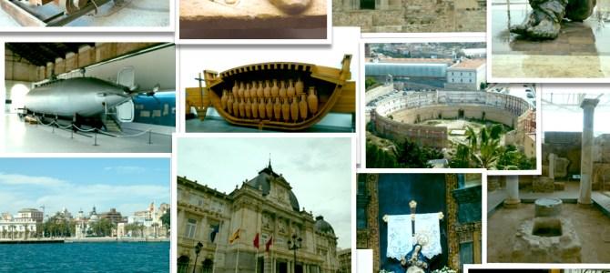 Cartagena, púnica, romana, naval