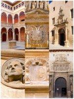 Tortosa renacentista sobre el Ebro