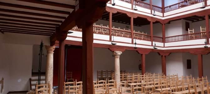 Almagro es un referente del teatro español