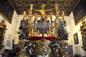 Cristo de la Expiración (Marcos Cabrera, 1575). Hermandad El Museo