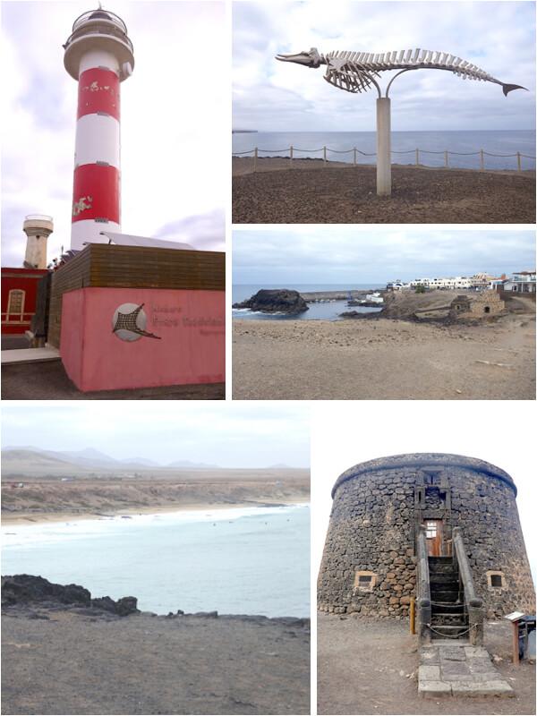 Por la tierra volcánica de Fuerteventura
