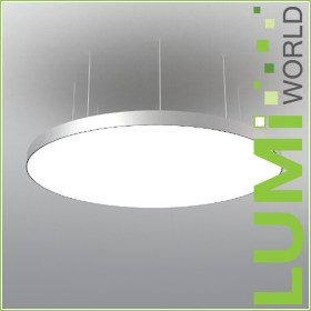 LUMIworld LED Design Panel XL Rund Ø 200 cm, 330 Watt