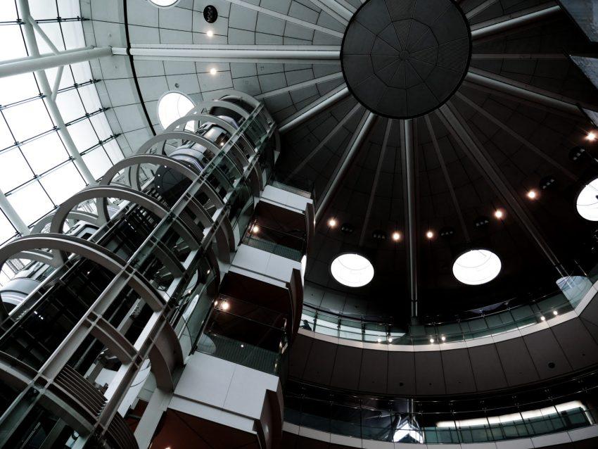 LUIMIX 12-35mm | 作例 | Ceiling