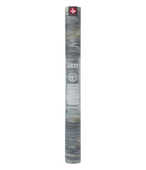 Manduka eKO SuperLite Thunder Marbled reiseyogamatte