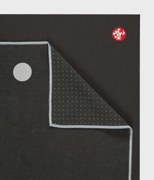 yogitoes grey yogamattehåndkle