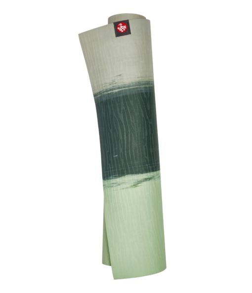 Manduka yogamatte eKO Lite 4mm Green Ash Stripe