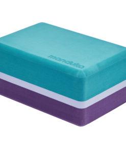 Manduka recycled foam block - yogablokk Cosmic Sky
