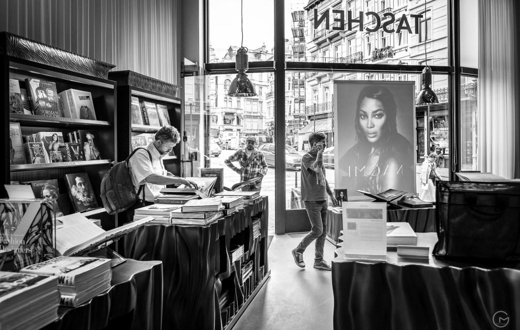 Taschen bookstore