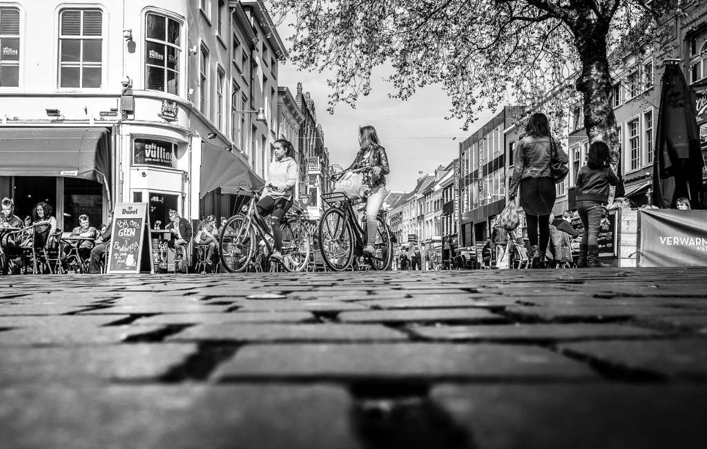 Paving Stones of Breda