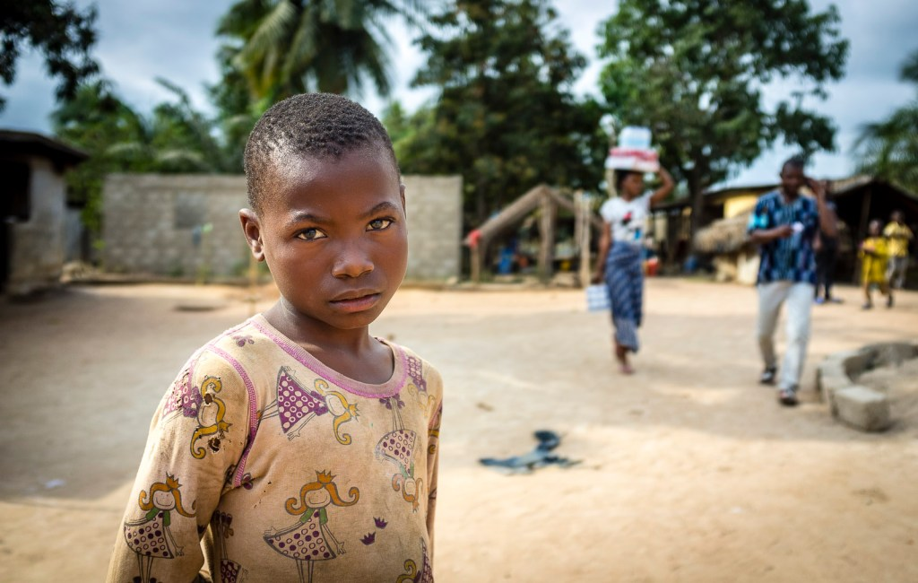 Children of Côte d'Ivoire #3