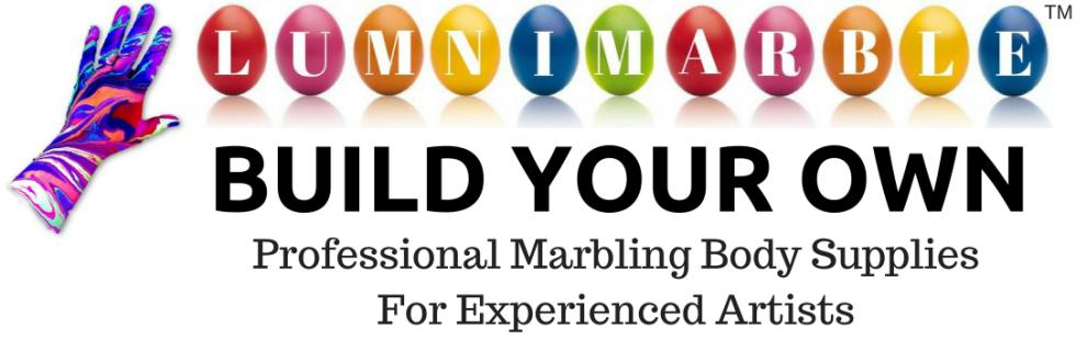 LumniMarble Body Marbling Paints & Kits