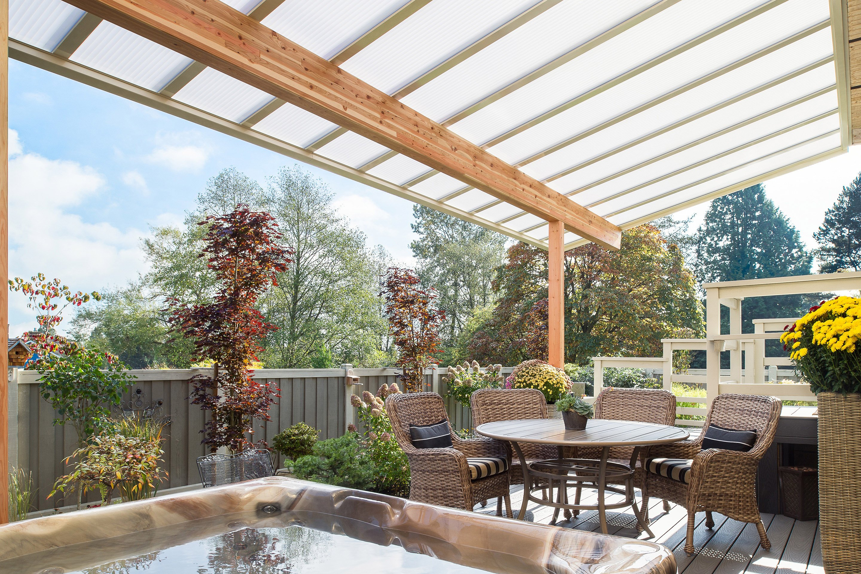 Patio Cover Options in Canada | Lumon on Patio Cover Ideas Wood id=39489