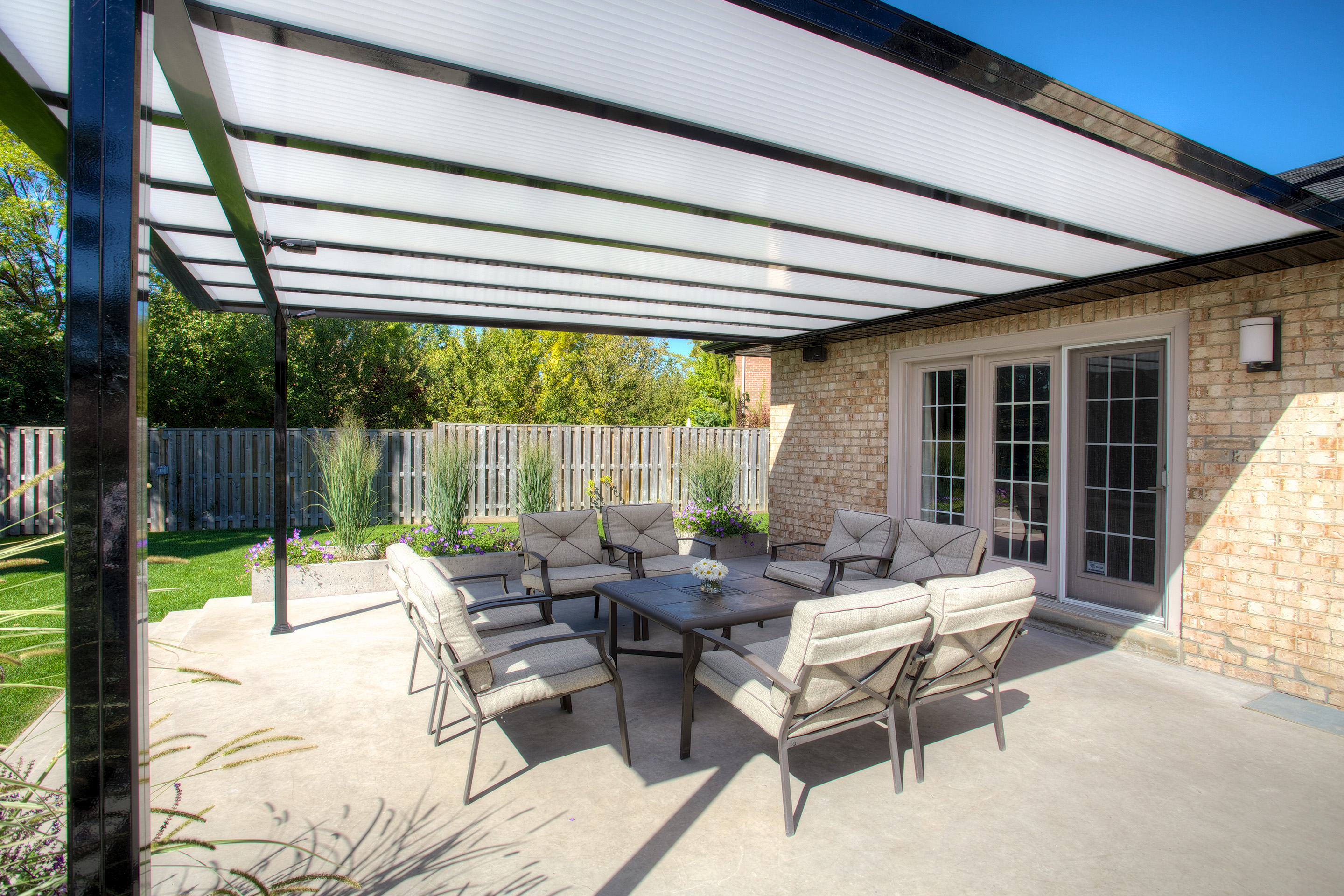Benefits of Having a Covered Patio in Canada   Lumon on Backyard Patios  id=22481