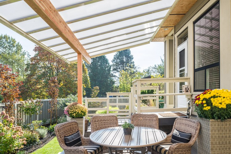 Benefits of Having a Covered Patio in Vancouver, Toronto ... on Patio Cover Ideas Wood id=46712