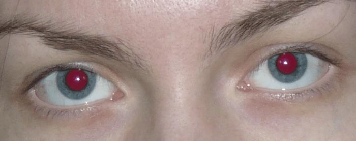 Πώς να αφαιρέσετε τα κόκκινα μάτια στο Photoshop