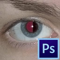Πώς να αφαιρέσετε τα βιοτεχνικά μάτια στο Photoshop χρησιμοποιώντας το πρόγραμμα και στο διαδίκτυο;